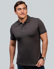 Men´s Heavy Stretch Polo