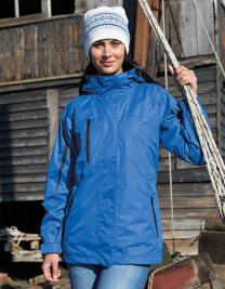 Ladies` 3 in 1 Softshell Journey Jacket
